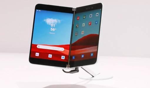 Surface Duo в компанията на големите със своята камера