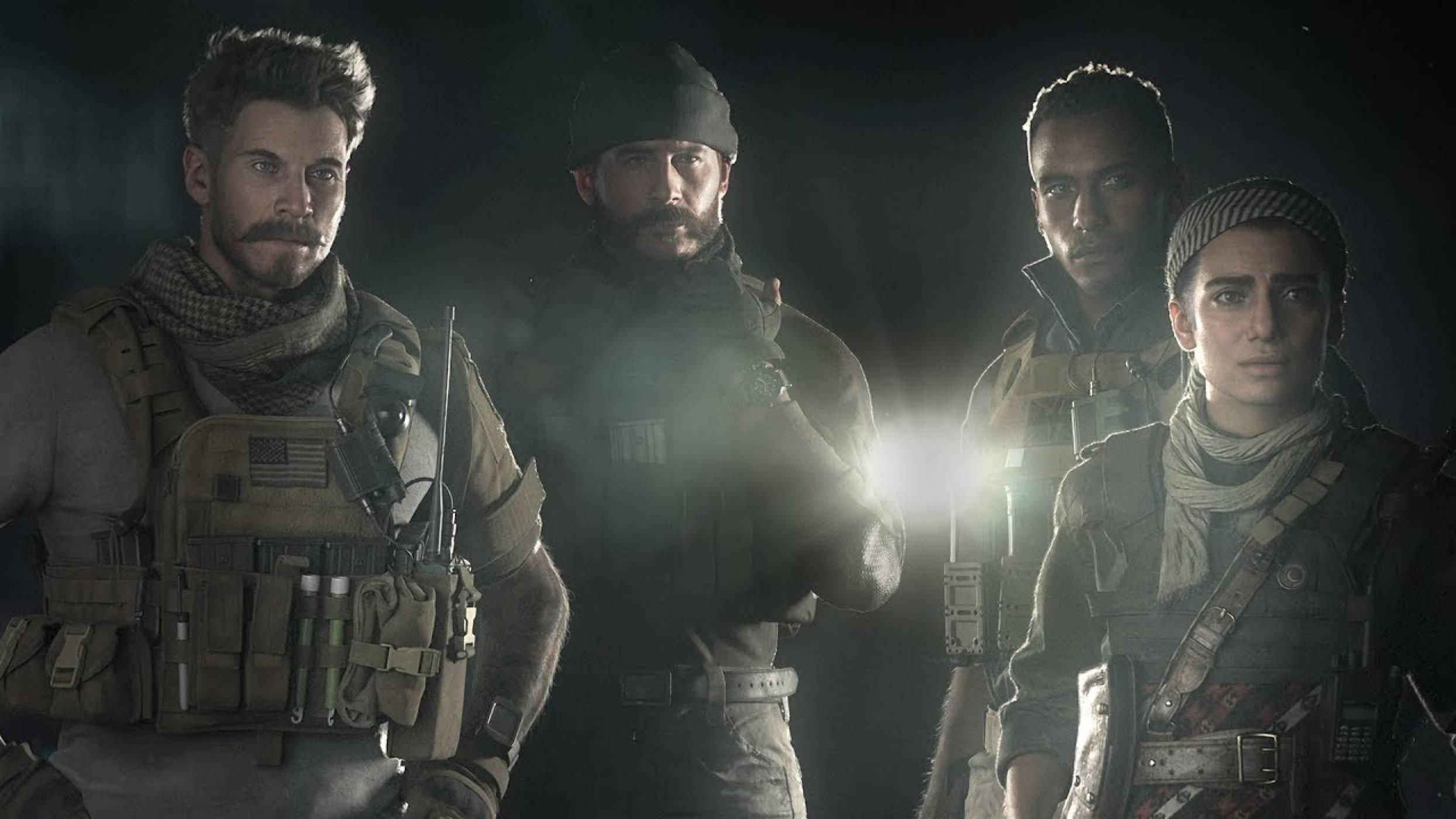 Извинителна бележка ви отървава от работа или училище за премиерата на Call of Duty: Modern Warfare
