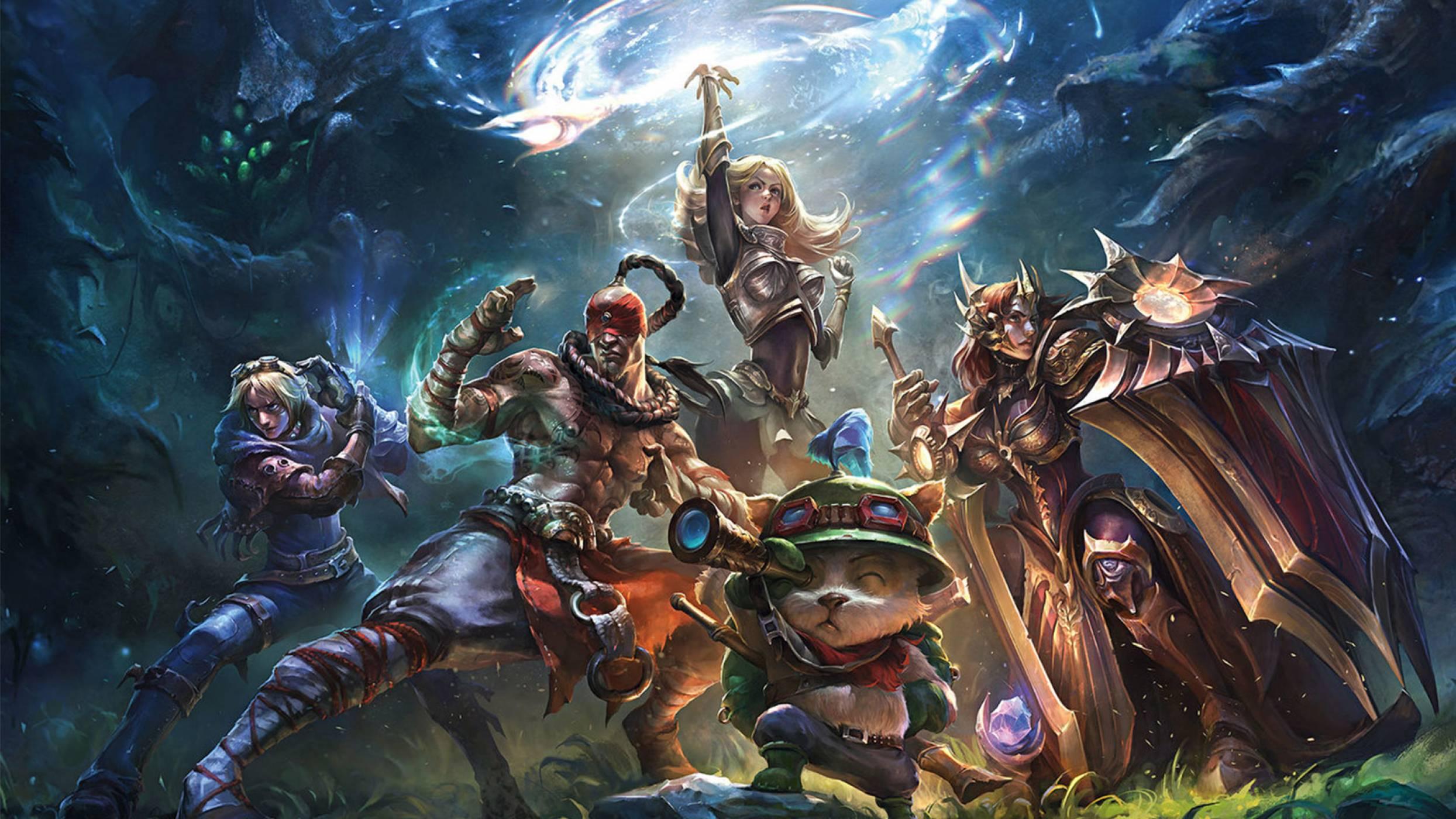 League of Legends издуха рекорда на Fortnite за най-гледан е-спорт мач