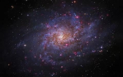 NASA пусна телескопа FORTIS, който ще наблюдава галактиката M33