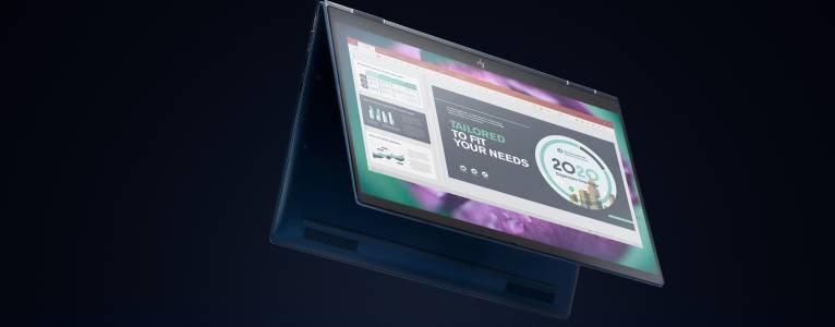 Най-лекият ултрабук на HP има магнезиева рамка и тежи под 1 кг