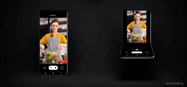 Новата гъвкава концепция на Samsung (ВИДЕО)
