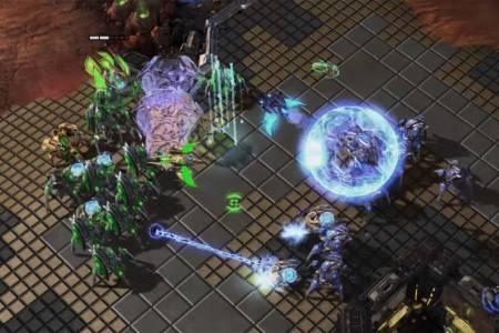 DeepMind AI вече е на нивото на най-големите в StarCraft II (ВИДЕО)