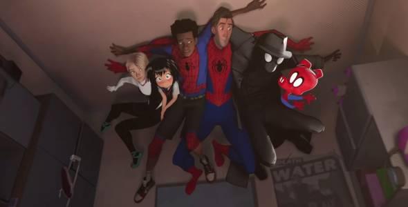 Spider-Man: Into The Spider-Verse 2 ни оплита в мрежите си през април 2022 г.