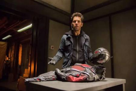 Голямата Marvel офанзивата продължава с Ant-Man 3