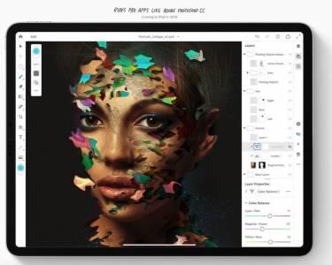 Adobe разработват илюстратор за iPad, който да бъде пуснат през 2020