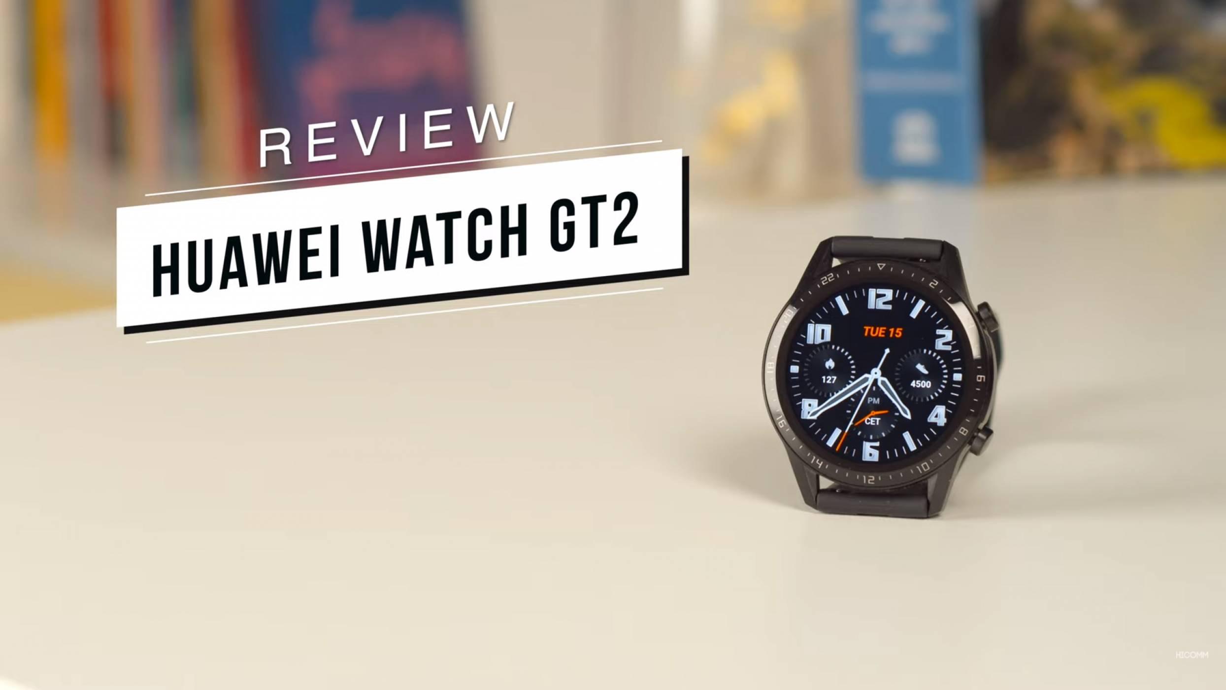 Усъвършенстван, удобен, издръжлив: Huawei Watch GT2 (Видео ревю)