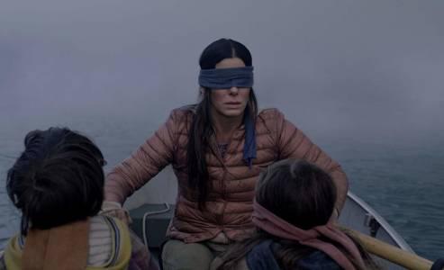 След успеха на Bird Box, Netflix взе Сандра Бълок за нов сериал