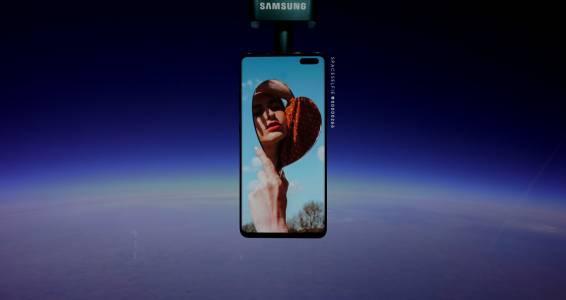 Една по-нестандартна кампания от Samsung