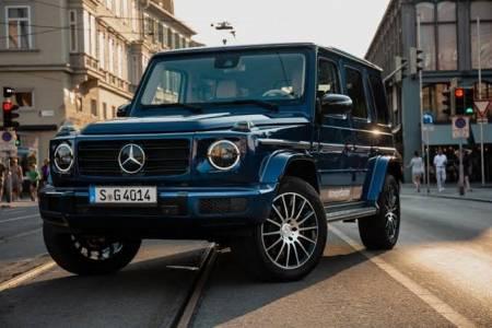 Mercedes G-class става електрическа?