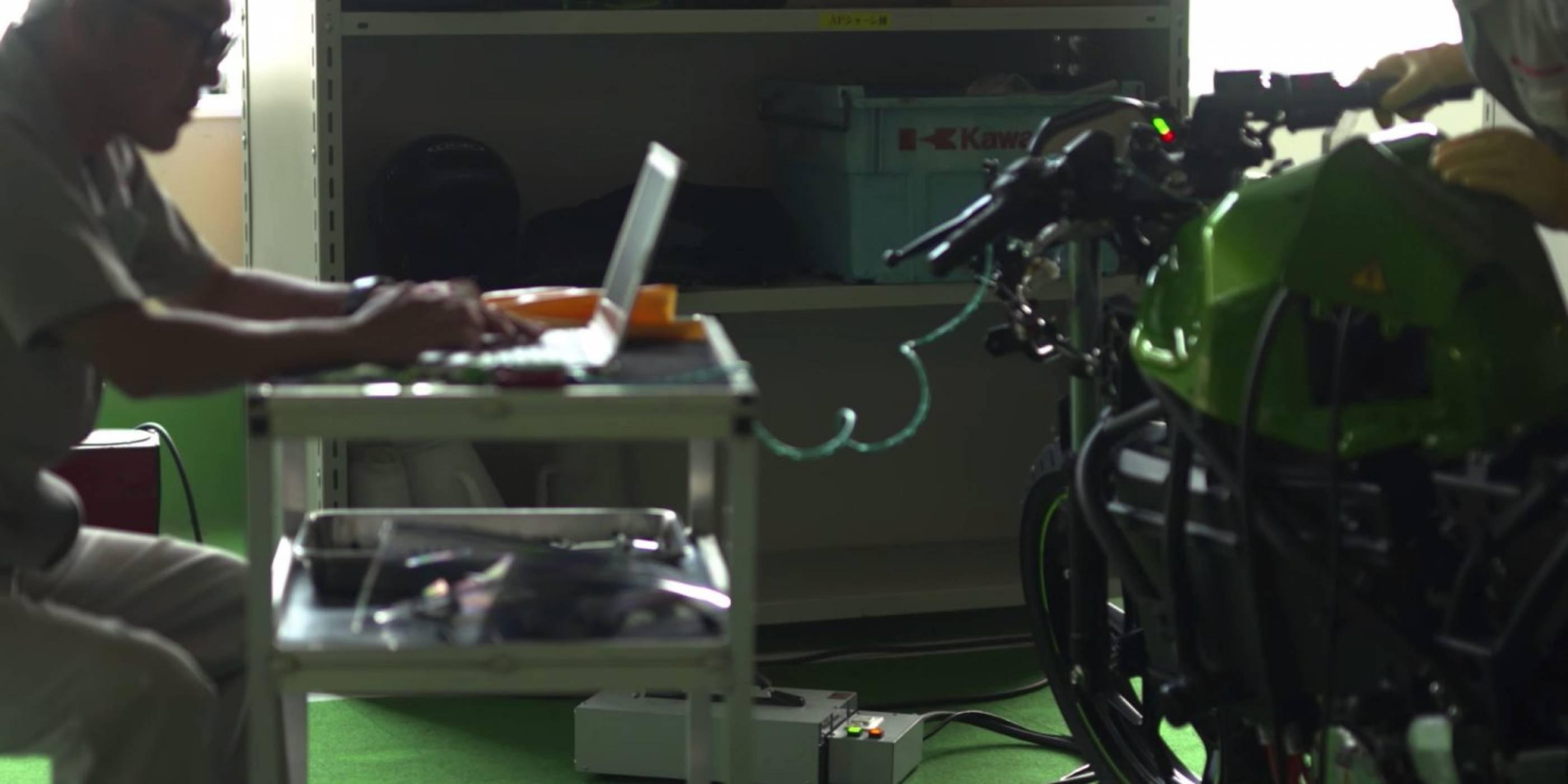 Първият е-мотор на Kawasaki е изненада, но не приятна