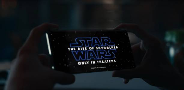Галактиките на Samsung и Star Wars се обединяват (ВИДЕО)