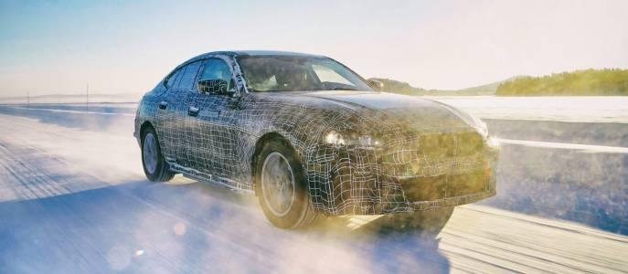 BMW i4: нови подробности за електрическия седан