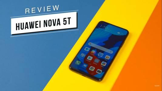 Huawei nova 5T: триумф на горния ешелон на средния клас (видео ревю)