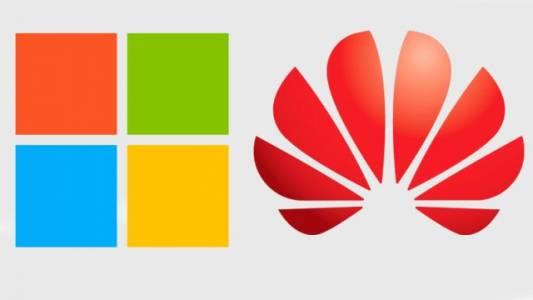 Официално: Microsoft започва да работи с Huawei. Ще ги последва ли и Google?