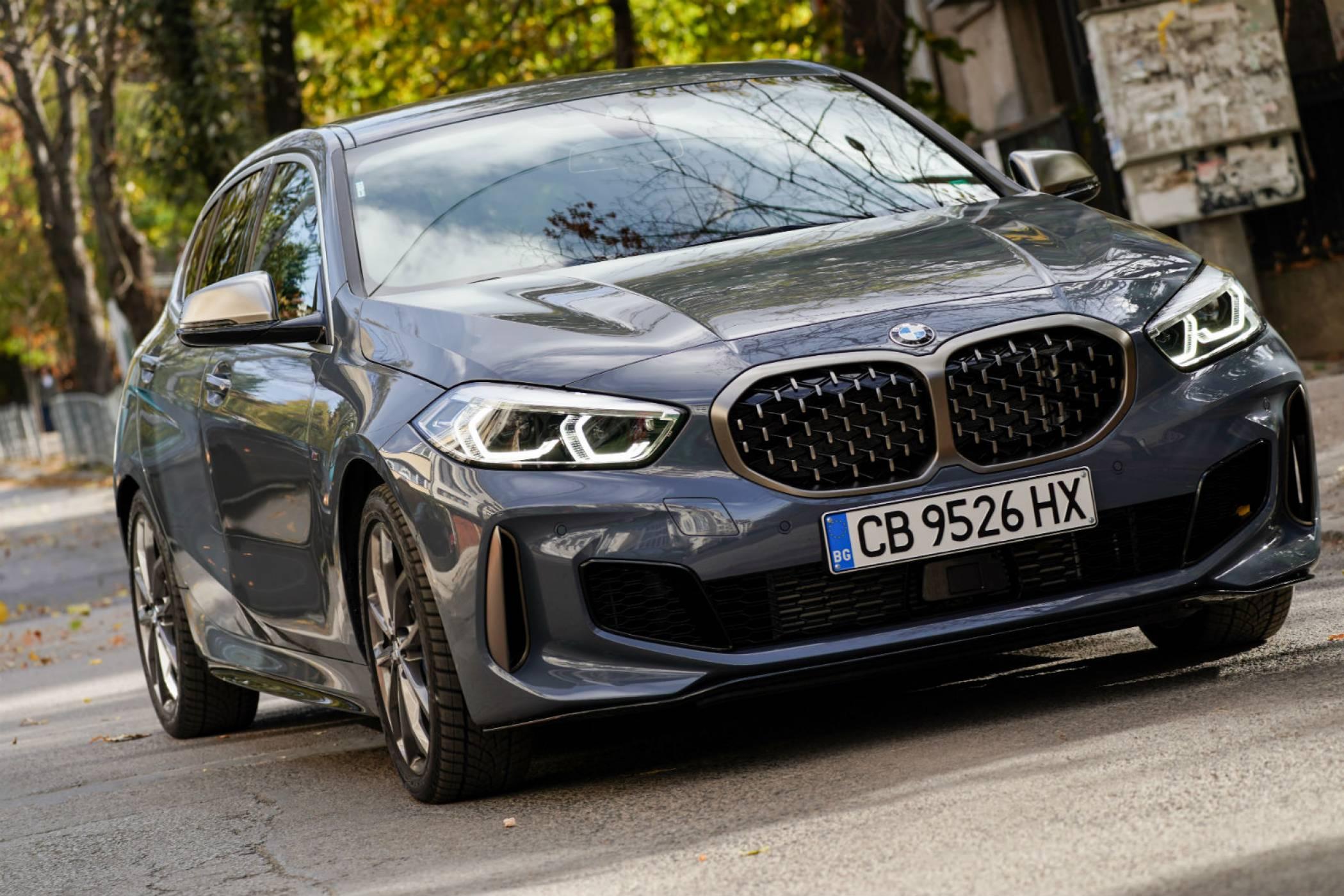 С новото BMW Серия 1 започва новото летоброене