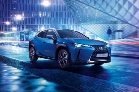 Първата серийна е-кола на Lexus идва в Европа през 2021 г.