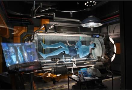 Надникнете на снимачната площадка на новия Avatar