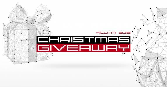 Този декември HiComm раздава подаръци цял месец