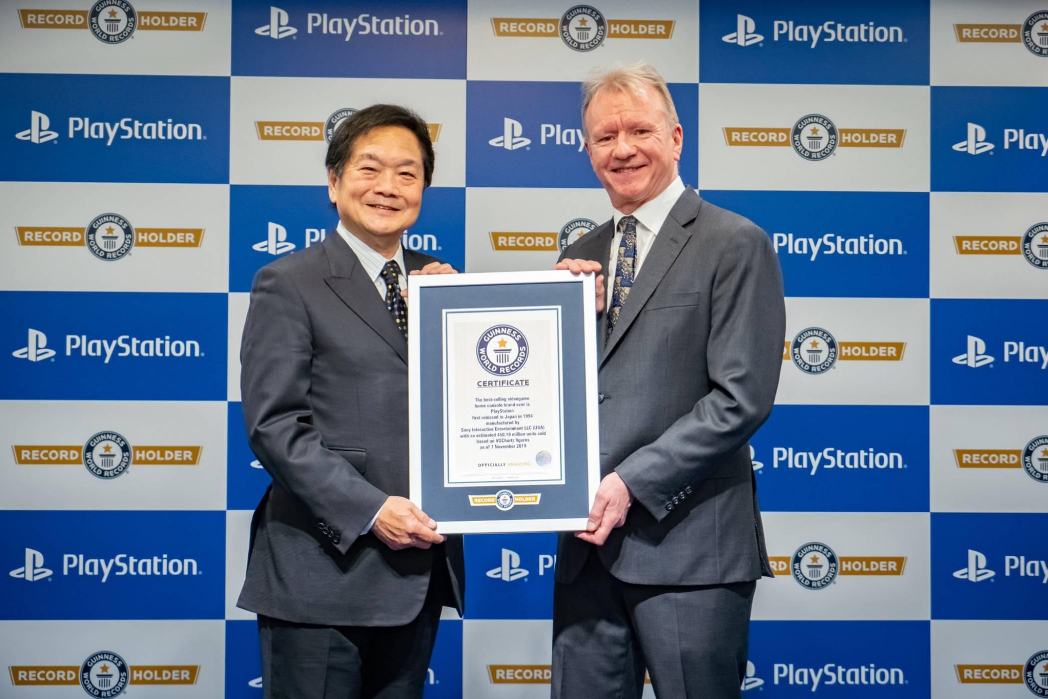 Гинес награди PlayStation с най-логичното признание (ВИДЕО)
