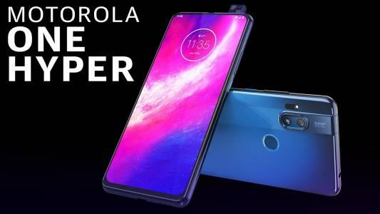 Без червена връзка, новият Motorola One Hyper е истински пионер