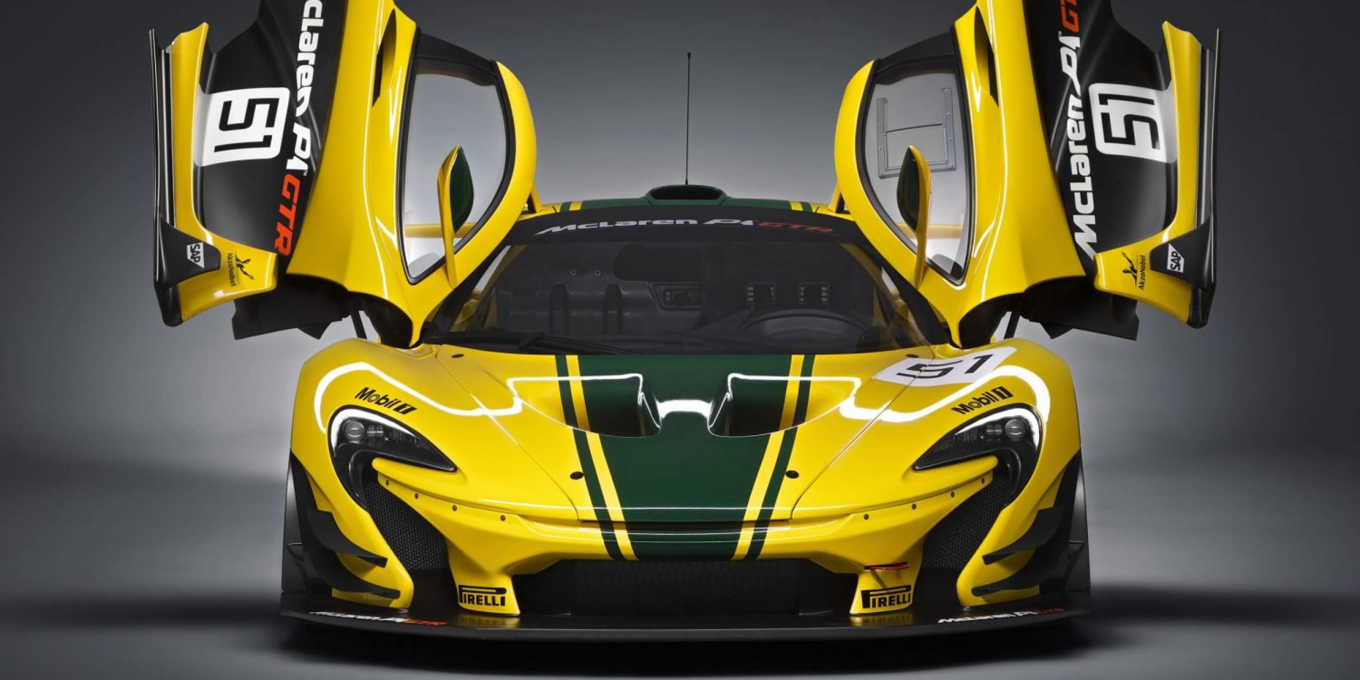 Хибридната суперкола на McLaren ускорява до 100 км/ч за 2.3 секунди