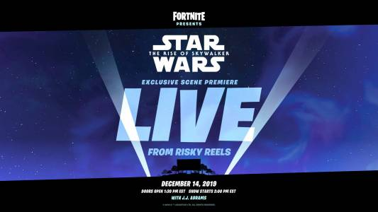 Премиера на сцена от новия Star Wars в света на Fortnite ще изненада играчите