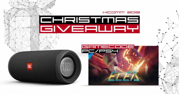 CHRISTMAS GIVEAWAY WEEK 2 - За геймърите и аудиофилите + ексклузивно интервю
