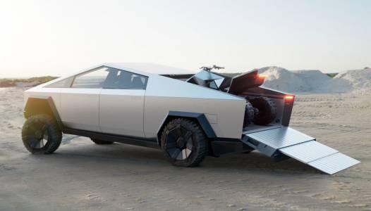 Електрическото ATV на Tesla идва заедно със Cybertruck