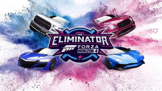 Forza Horizon 4 с кралска битка на колела за 72 души (ВИДЕО)