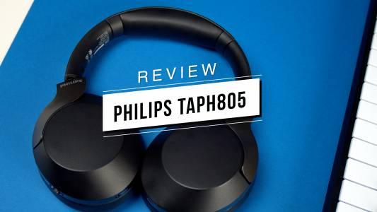 Philips TAPH805BK: блестящо представяне във всяка ситуация (Видео ревю)
