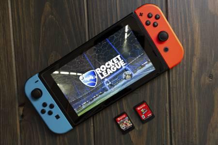 Nintendo Switch в Топ 10 на най-влиятелните джаджи на десетилетието