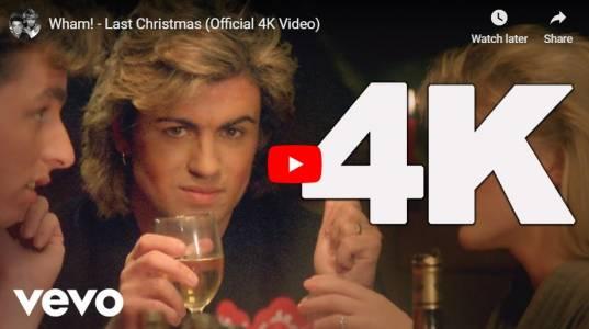 Коледата на 80-те никога не е изглеждала толкова яко! (ВИДЕО)