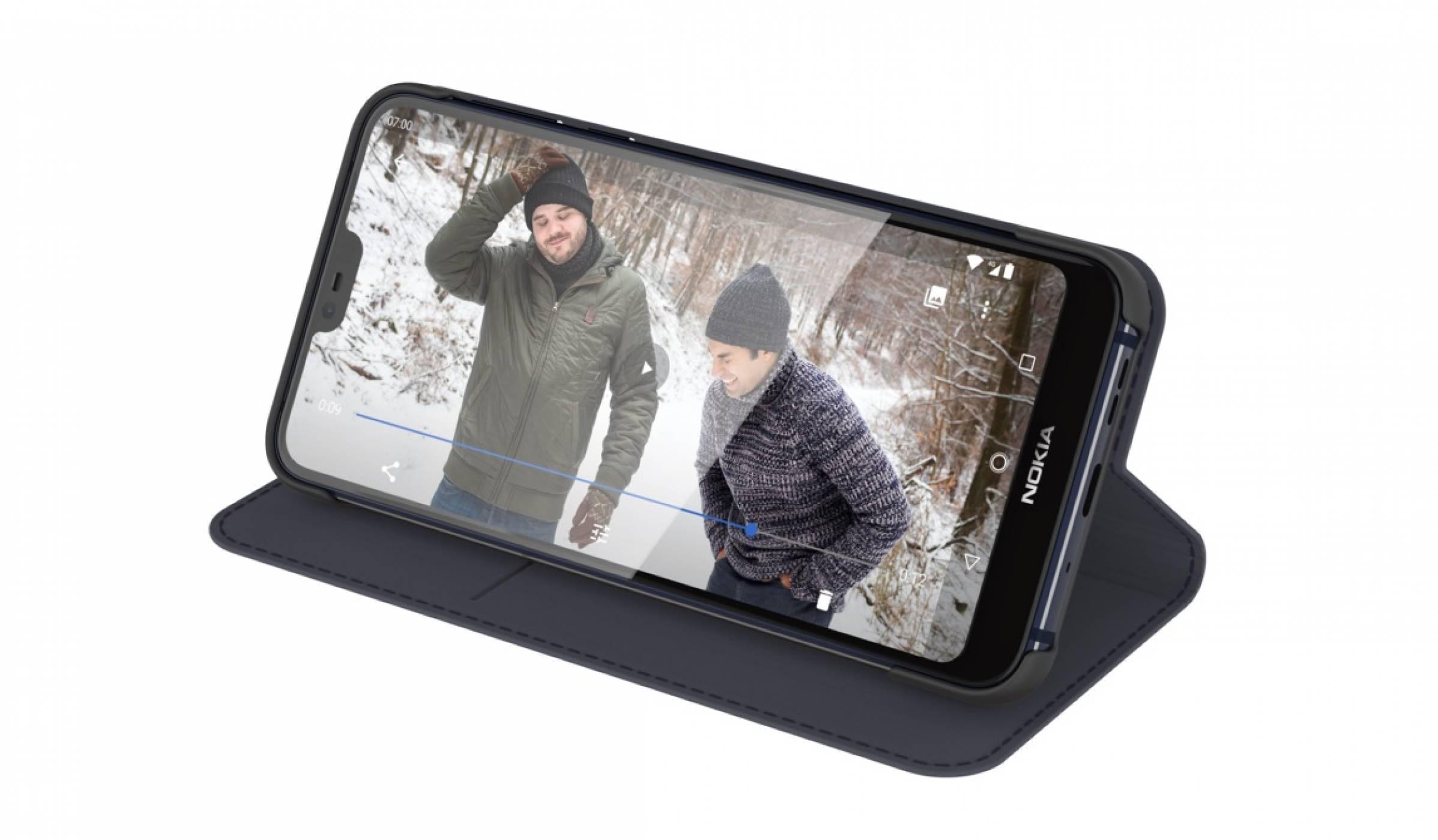 Nokia 7.1 е третият смартфон модел на марката, който ще получи Android 10
