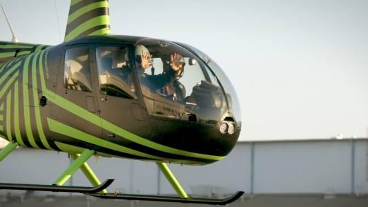 Хеликоптерът на Skyryse за пръв път лети сам