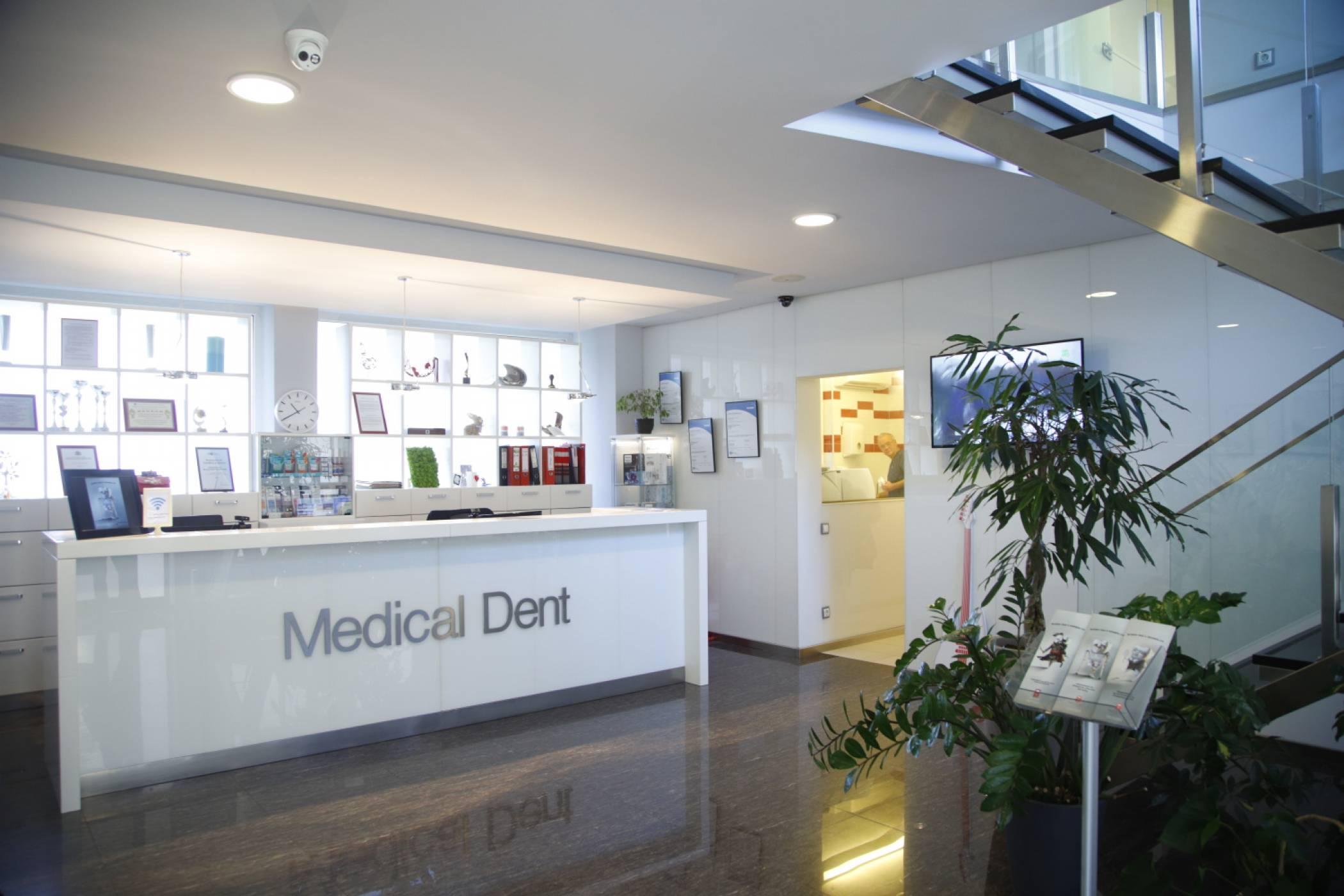 Medical Dent - денталната клиника с ултрамодерни технологии