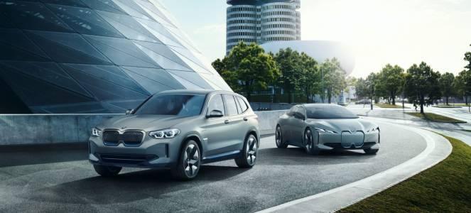 BMW iX3 се закани на Tesla Model Y с голям пробег