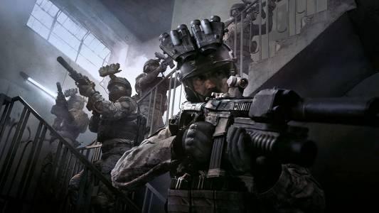 Хората играят Modern Warfare повече от всяка Call of Duty игра това поколение