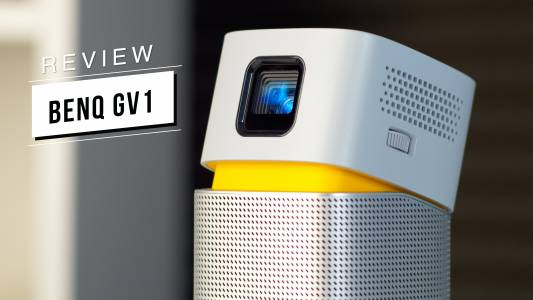 Benq GV1: Вземете киното и музиката навсякъде с вас (видео ревю)