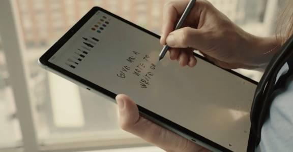 Samsung Galaxy Tab S6 става първият 5G таблет в света