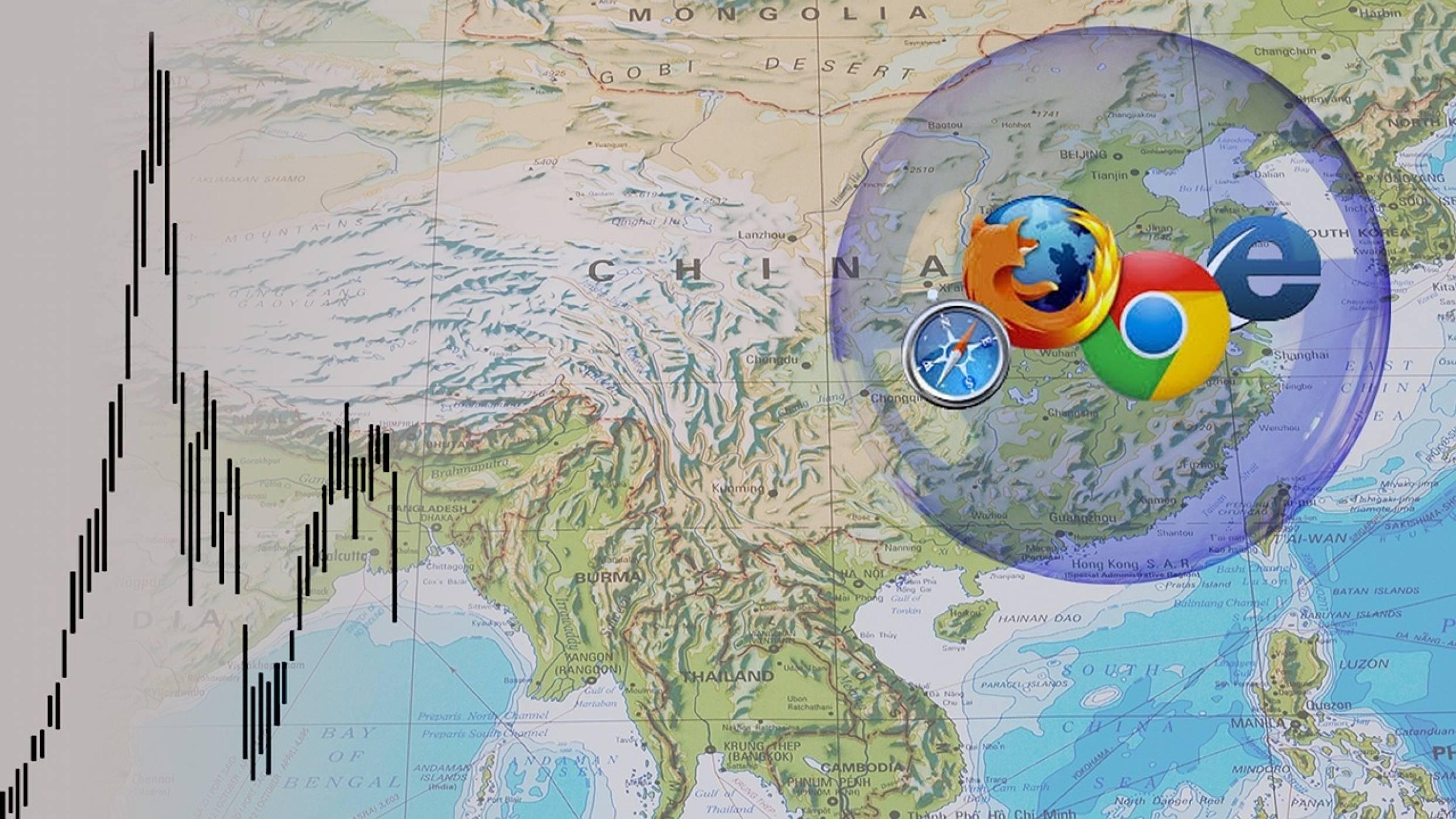 Китай иска само позитивно съдържание от алгоритми и търсачки