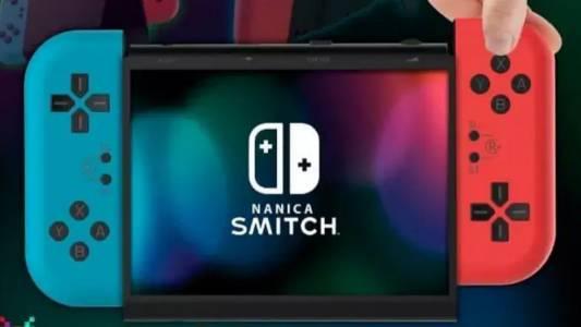 Nanica Smitch е Nintendo Switch клонинг, който не искате да подарите за Коледа (ВИДЕО)