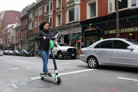 """Ню Йорк каза твърдо """"не"""" на е-скутерите"""