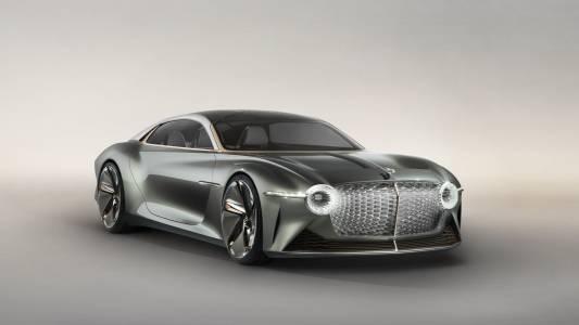 """Първата """"електричка"""" на Bentley: най-рано след 5 години"""
