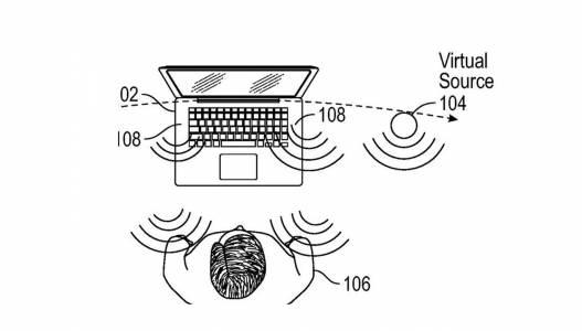 Патент на Apple симулира виртуален звук отвсякъде в стаята