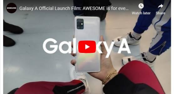 Galaxy A71 и Galaxy A51 с премиера в България (ВИДЕО)