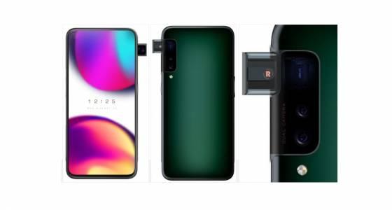 Oppo с уникално решение за селфи камерата за техните смартфони