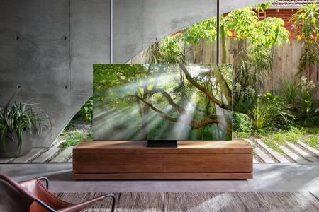 CES2020: Край на рамките - MicroLED и QLED 8K телевизорите на Samsung са факт