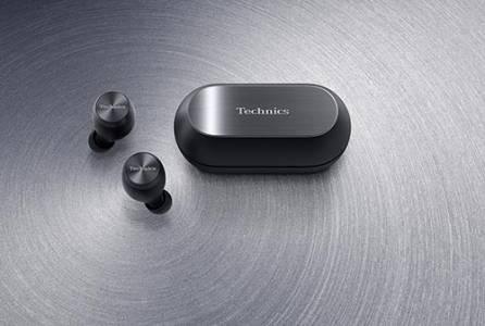 CES2020: Безжичните слушалки Technics EAH-AZ70W дават път на музиката и спират шума
