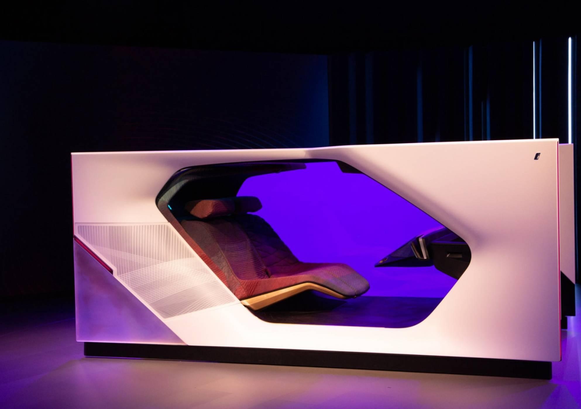 CES2020: Предното стъкло е най-умната част в колата на BMW